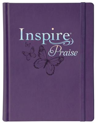 Image for NLT Inspire Praise Bible Purple