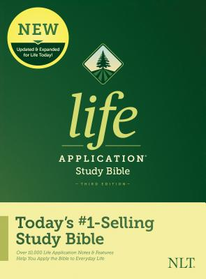 Image for Tyndale NLT Life Application Study Bible, Third Edition (Hardcover) NLT Bible with Updated Notes and Features, Full Text New Living Translation