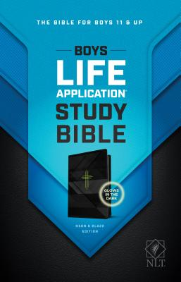 Image for Boys Life Application Study Bible NLT, TuTone