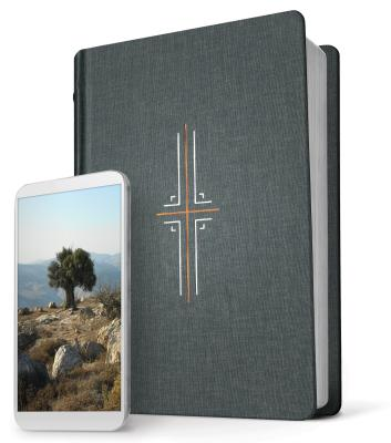 "Image for ""''NLT Filament Bible, Gray Clothbound Hardcover''"""