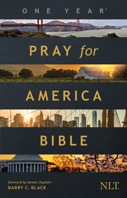 Image for The One Year Pray for America Bible NLT (Softcover)