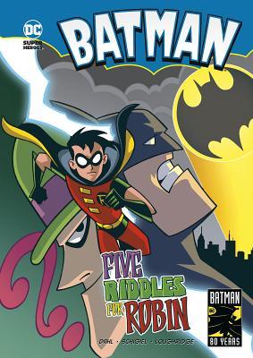 Image for Five Riddles for Robin (Batman)