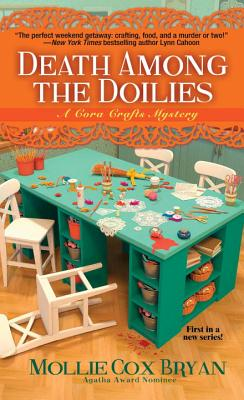 Image for Death Among the Doilies (A Cora Crafts Mystery)
