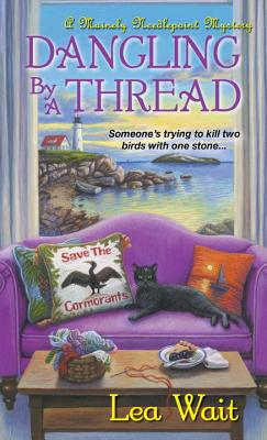 Image for Dangling by a Thread (A Mainely Needlepoint Mystery)