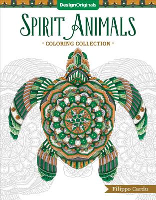 Image for Spirit Animals Coloring Collection (Filippo Cardu Coloring Collection)