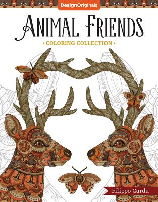 Image for Animal Friends Coloring Collection (Filippo Cardu Coloring Collection) (Design Originals)