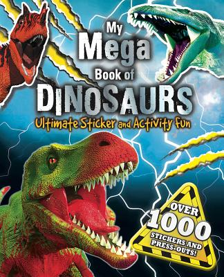 Image for My Mega Book of Dinosaurs
