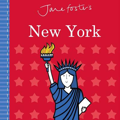 Image for Jane Foster's Cities: New York (Jane Foster Books)