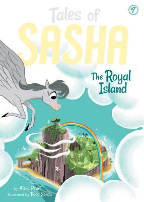 Image for Tales of Sasha 7: The Royal Island