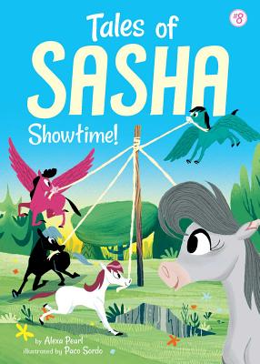 Image for Tales of Sasha 8: Showtime!