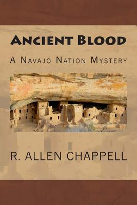 Image for Ancient Blood: A Navajo Nation Mystery