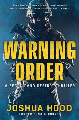 Image for Warning Order: A Search and Destroy Thriller