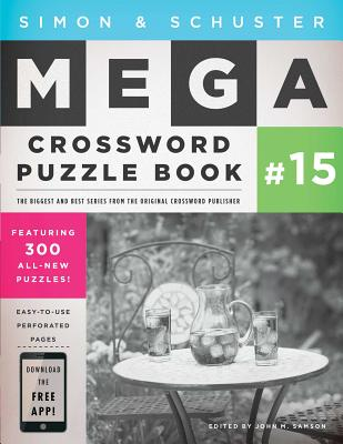 Image for Simon & Schuster Mega Crossword Puzzle Book #15