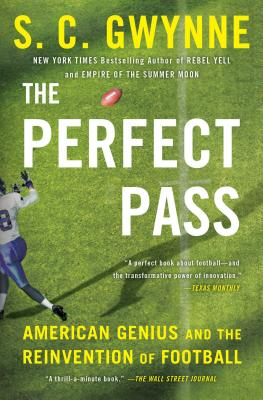 Image for PERFECT PASS: AMERICAN GENIUS AND THE REINVENTION OF FOOTBALL