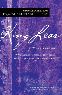 Image for King Lear (Folger Shakespeare Library)