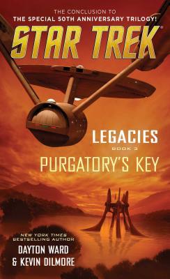 Image for Legacies: Book #3: Purgatory's Key (Star Trek: The Original Series)