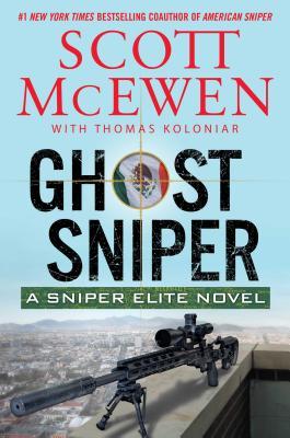 Image for Ghost Sniper: A Sniper Elite Novel (4)