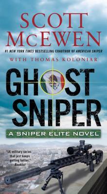 Image for Ghost Sniper: A Sniper Elite Novel