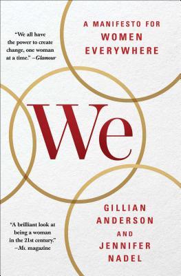 We, Gillian, Anderson