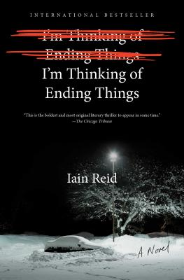 Image for I'm Thinking of Ending Things: A Book Club Recommendation!