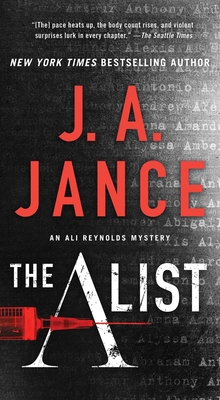 Image for The A List (14) (Ali Reynolds Series)