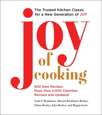 Image for Joy of Cooking: 2019 Edition Fully Revised and Updated
