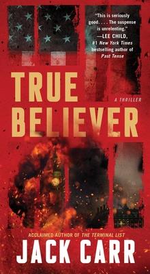 Image for True Believer: A Thriller (2) (Terminal List)