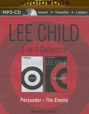 Image for Lee Child - Persuader and The Enemy (2-in-1 Collection) (Jack Reacher Series)