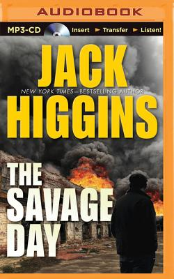 Image for The Savage Day (Simon Vaughn)