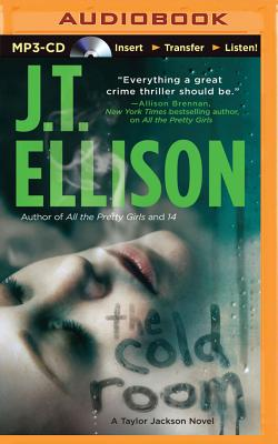 Image for The Cold Room (Taylor Jackson Series)