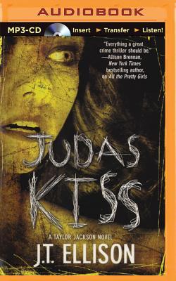 Image for Judas Kiss (Taylor Jackson Series)