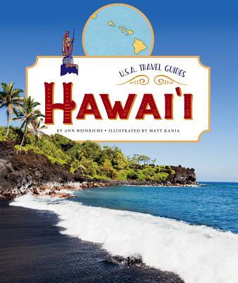 Hawaii (U.S.A. Travel Guides), Heinrichs, Ann