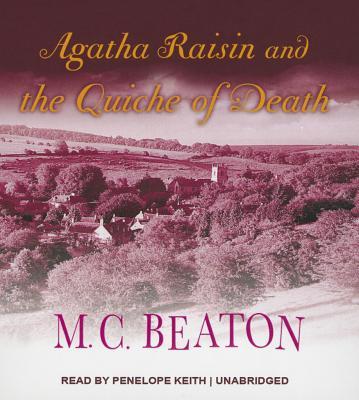 Image for Agatha Raisin and the Quiche of Death  (Agatha Raisin Mysteries, Book 1)
