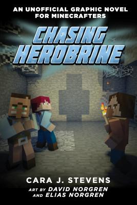Image for Chasing Herobrine: An Unofficial Graphic Novel for Minecrafters, #5