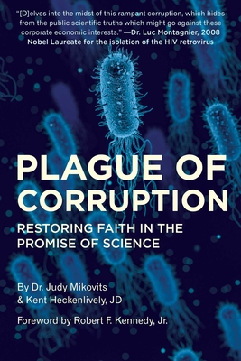 Image for Plague of Corruption: Restoring Faith in the Promise of Science