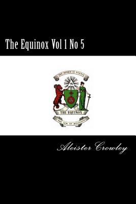 Image for The Equinox Vol 1 No 5