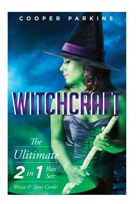 Image for Witchcraft: The Ultimate Witchcraft 2 in 1 Box Set: Wicca & Tarot Cards!