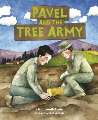 Image for Pavel and the Tree Army