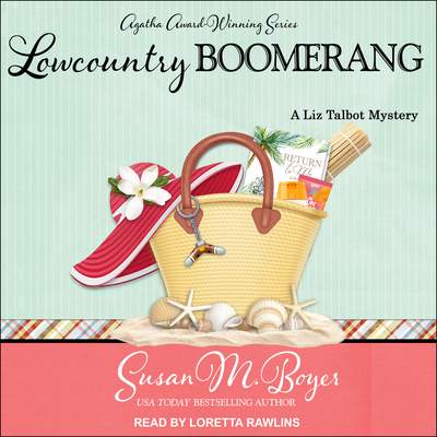 Image for LOWCOUNTRY BOOMERANG (LIZ TALBOT, NO 8) (UNABRIDGED AUDIO BOOK)