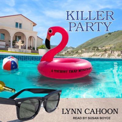 Killer Party (Tourist Trap Mystery), Cahoon, Lynn