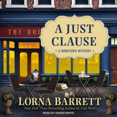 Image for A Just Clause (Booktown Mystery)