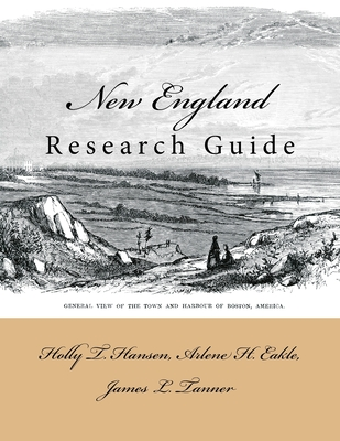 Image for New England Research Guide