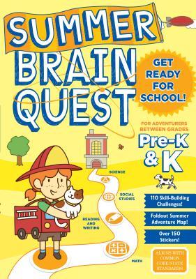 Image for Summer Brain Quest: Between Grades Pre-K & K