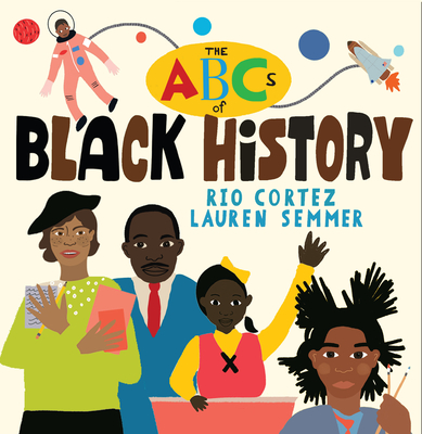 Image for ABCS OF BLACK HISTORY