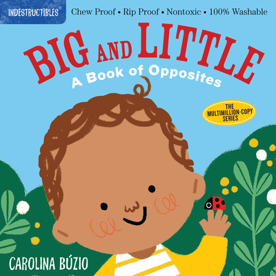Image for INDESTRUCTIBLES: BIG AND LITTLE: A BOOK OF OPPOSITES