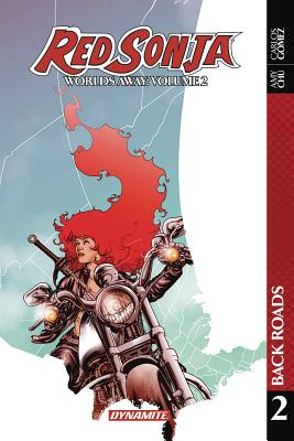 Image for Red Sonja: Worlds Away Vol. 2