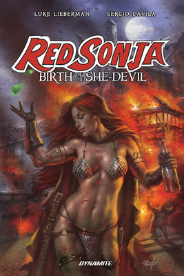 Image for Red Sonja: Birth of the She-Devil