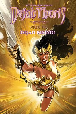Image for Dejah Thoris: Dejah Rising