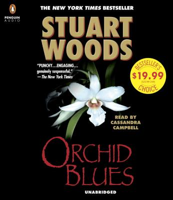 Image for Orchid Blues (Holly Barker)