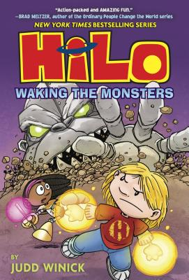 Image for Hilo Book 4: Waking the Monsters